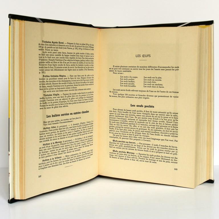L'art culinaire moderne. Pellaprat. Kramer. 1957. Pages intérieures_2.