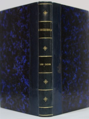 Les Indes, la Birmanie, la Malaisie, le Japon... Comte Julien de Rochechouart. Plon. 1879. Reliure.