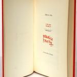 L'Affaire Blaireau, Alphonse Allais. Illustrations Maurice Henry. Le Livre Club des libraires. Page titre.