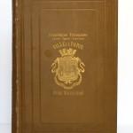 La locomotive Le matériel roulant et l'exploitation des voies ferrées. Marc de Meulen. Firmin-Didot 1889. Reliure : premier plat.
