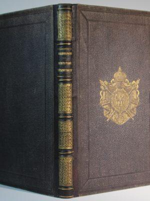 Méditations métaphysiques. Nicolas Malebranche. H. Delloye. 1841. Reliure aux armes.
