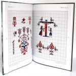 Motifs scandinaves traditionnels, Valérie SCHIRA. Mango Pratique, 2005. Pages intérieures.