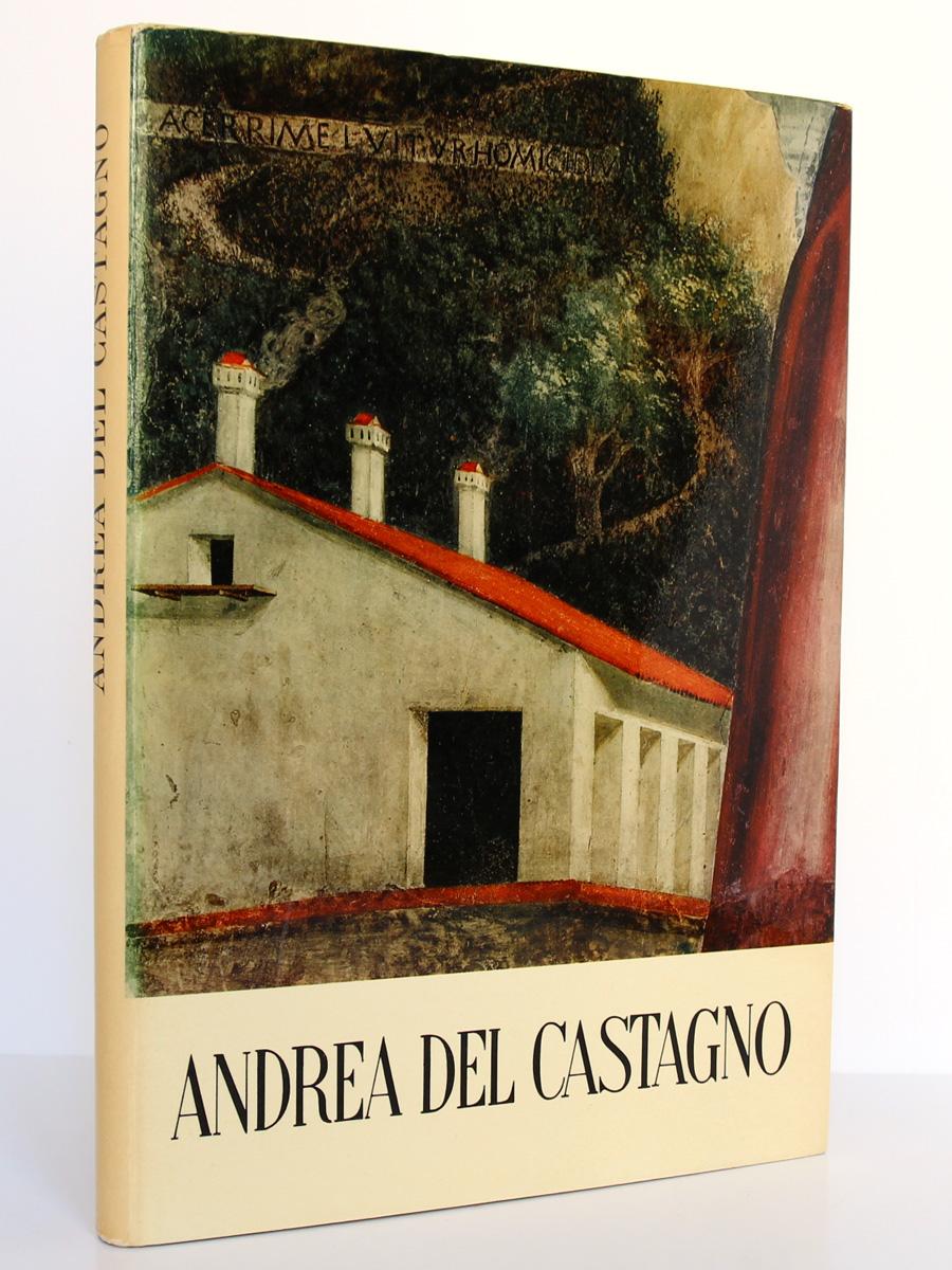 Andrea del Castagno, Mario Salmi. Istituto Geografico de Agostini, 1961. Couverture.