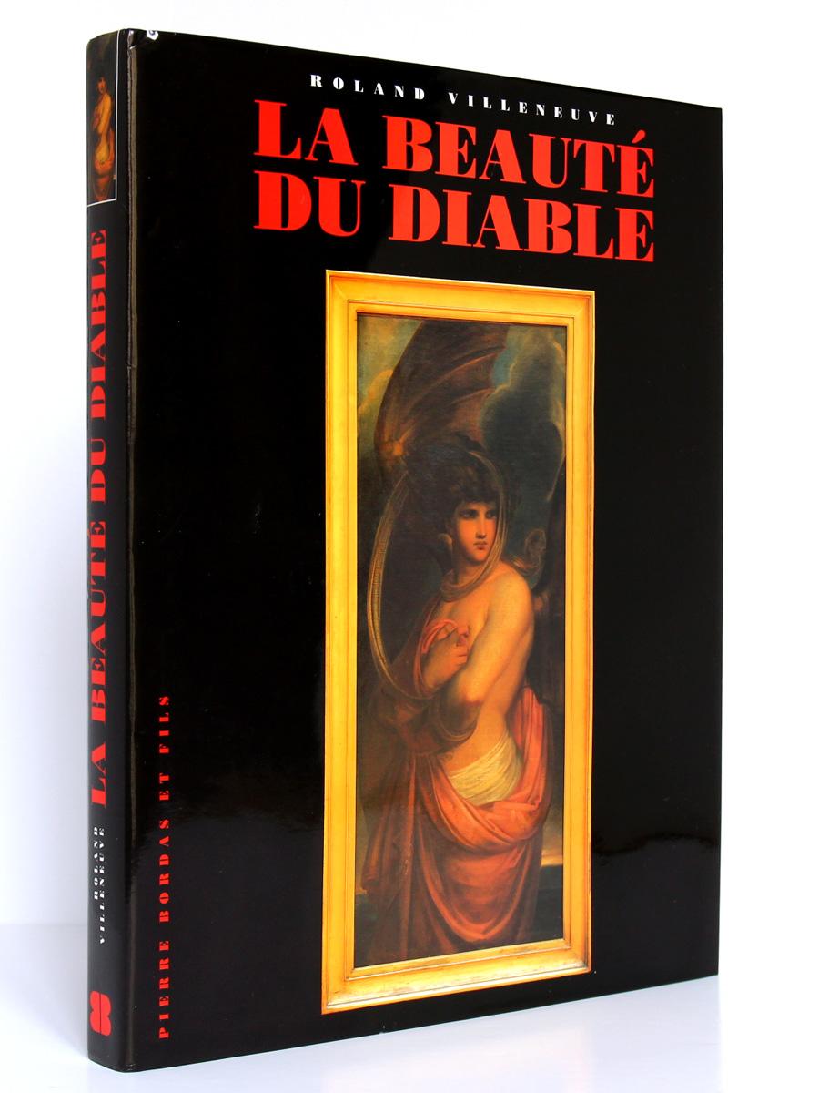 La Beauté du Diable. Roland Villeneuve. Pierre Bordas & Fils, 1994. Couverture.