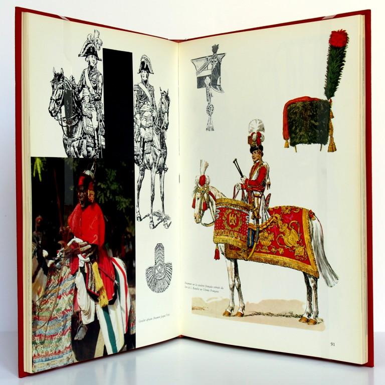Le livre de la Passementerie, René Heutte. H. Vial 1972. Pages intérieures 1.