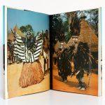 Danses d'Afrique Michel Huet. Chêne 1978. Pages intérieures 1.