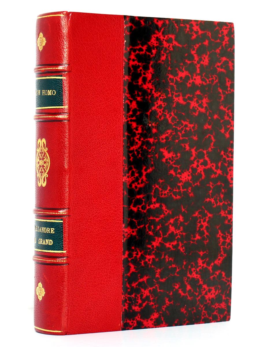 Alexandre le Grand, Léon Homo. Librairie Arthème Fayard, 1951. Reliure.