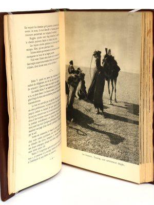 Des Mirages au tam-tam Germain Beauclair. Arthaud 1937. Pages intérieures.