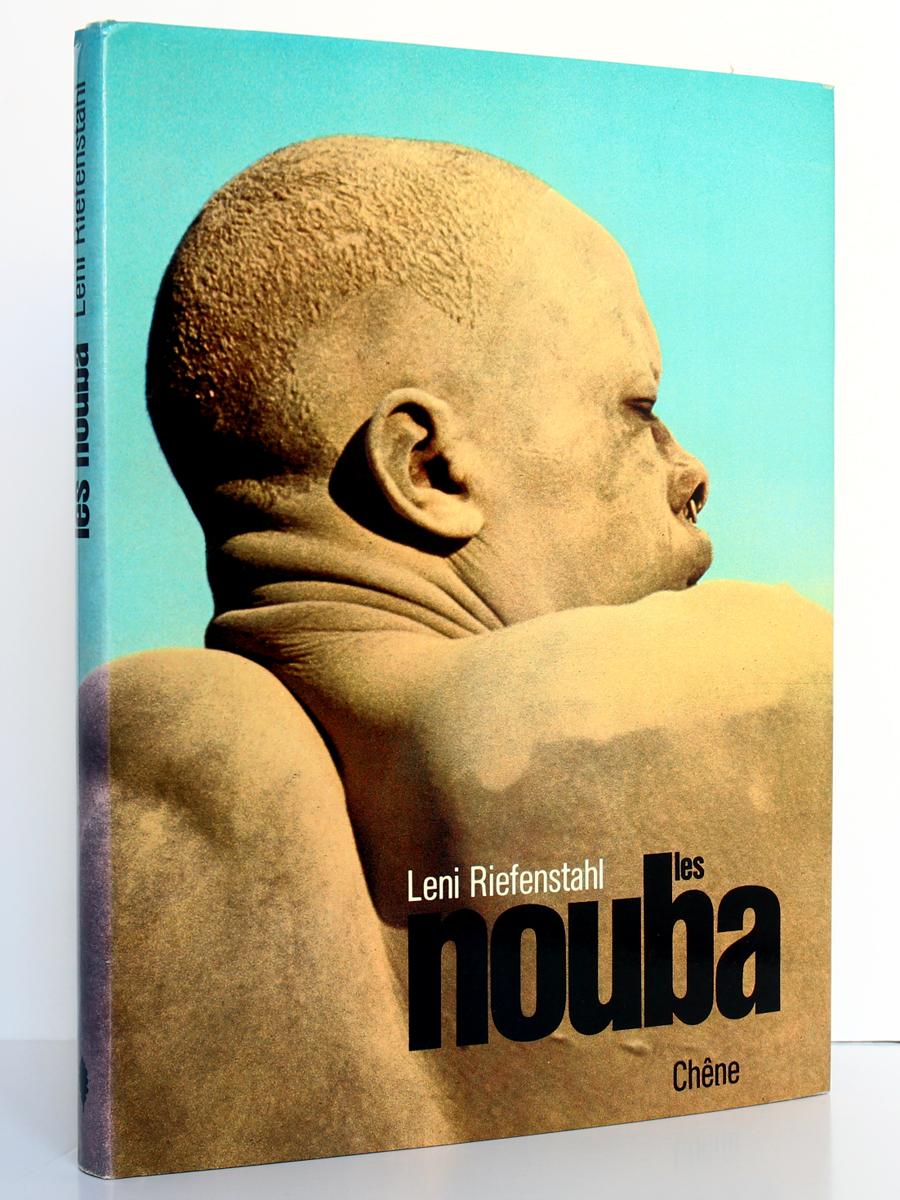 Les Nouba Leni RIEFENSTAHL. Chêne 1973-1976. Couverture.