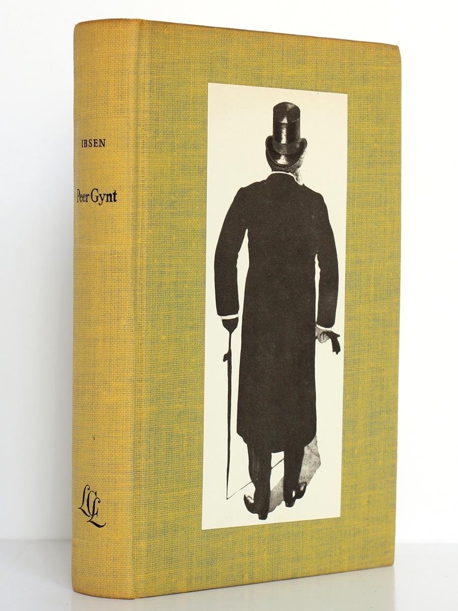 Peer Gynt - Maison de poupée. Henrik Ibsen. Le Livre Club du Libraire 1958. Couverture.