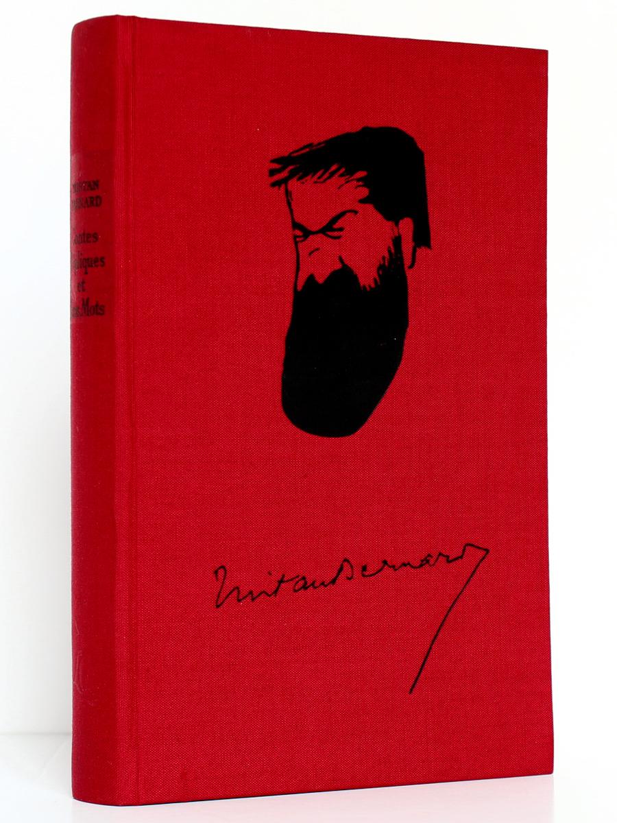 Contes, répliques et bons mots. Tristan Bernard. Le livre club du libraire 1964. Couverture.