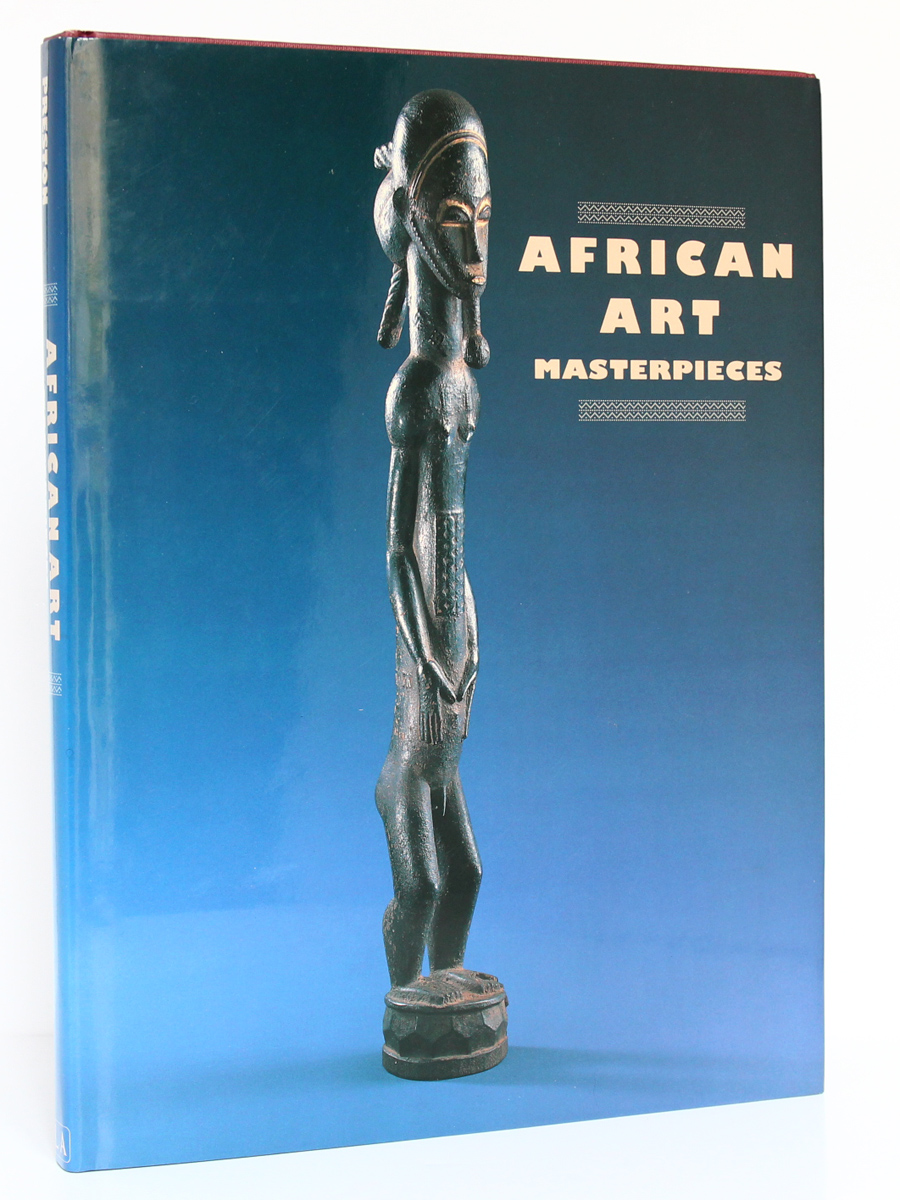 African Art Masterpieces, George Nelson Preston. Hugh Lauter Levin Associates, 1991. Couverture.