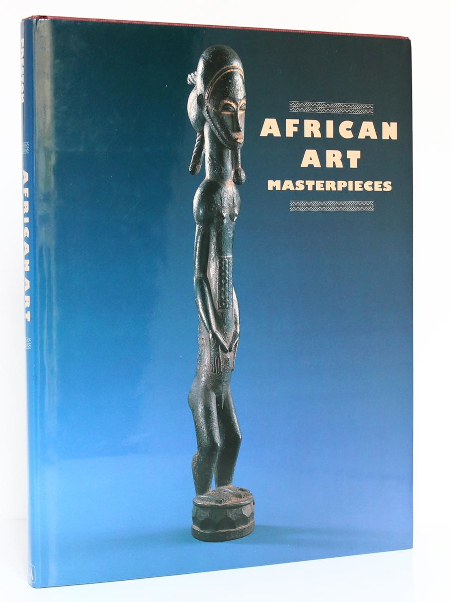 African Art Masterpieces, George Nelson Preston. Hugh Lauter Levin Associates, 1991. Couverture.