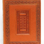 Le Cinquiesme Livre, Rabelais. Illustrations de Jean Gradassi. Éditions Le Chant des Sphères, 1966. Reliure : premier plat.