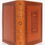 Le Cinquiesme Livre, Rabelais. Illustrations de Jean Gradassi. Éditions Le Chant des Sphères, 1966. Reliure : dos et plats.