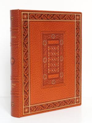 Le Tiers Livre, Rabelais. Illustrations Jean Gradassi. Éditions Le Chant des Sphères, 1964. Reliure.