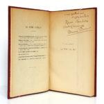 Le Fort du Ha, Maurice Ferrus. Feret & Fils, 1922. Page de faux-titre.