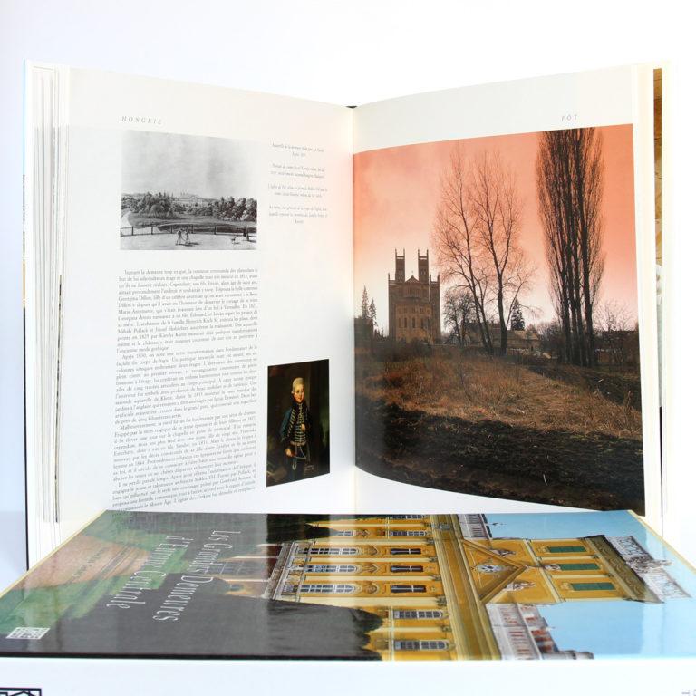 Les Grandes Demeures d'Europe centrale, Michael PRATT. Abbeville, 1991. Pages intérieures 1.