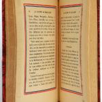 Le Discours de Lyon - Le Souper de Beaucaire - Manuscrit venu de Sainte-Hélène, Napoléon Bonaparte. Éditions Morancé, sans date [V. 1930]. Pages intérieures 1.