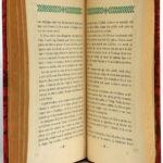 Le Discours de Lyon - Le Souper de Beaucaire - Manuscrit venu de Sainte-Hélène, Napoléon Bonaparte. Éditions Morancé, sans date [V. 1930]. Pages intérieures 2.
