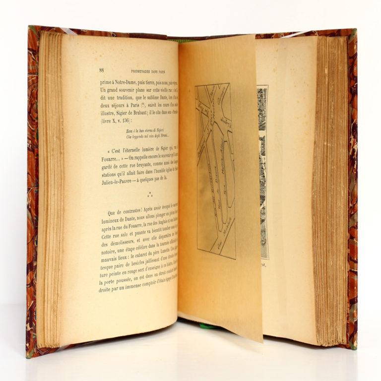 Promenades dans Paris, Georges Cain. Flammarion, v. 1906. Pages intérieures 2.