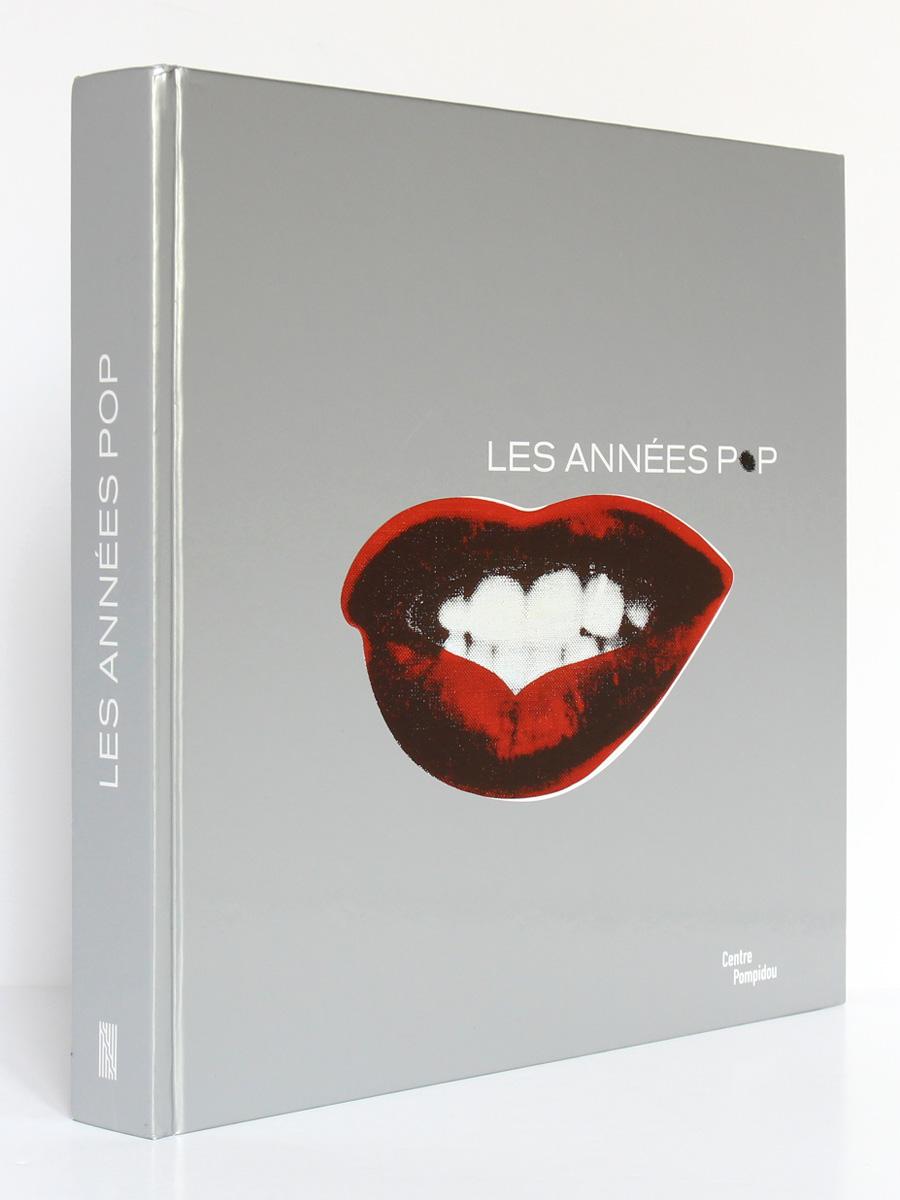 Les années Pop 1956-1968. Éditions du Centre Pompidou, 2001. Couverture.