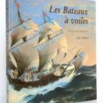 Les Bateaux à voiles, Ron van der MEER, Alan McGOWAN. Albin Michel 1984. Couverture.