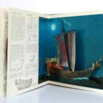 Les Bateaux à voiles, Ron van der MEER, Alan McGOWAN. Albin Michel 1984. Pages intérieures.