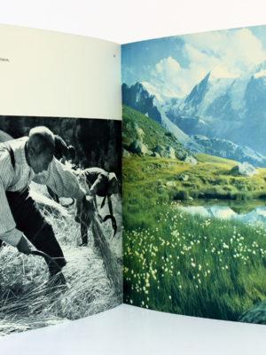 Cimes et Merveilles, Samivel. Arthaud, 1952. Pages intérieures.