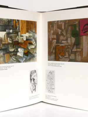 Picasso and Braque, William Rubin. The Museum of Modern Art, 1989. Pages intérieures 2.