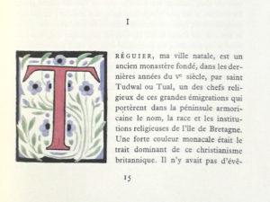 Souvenirs, Ernest Renan. La Connaissance 1922.