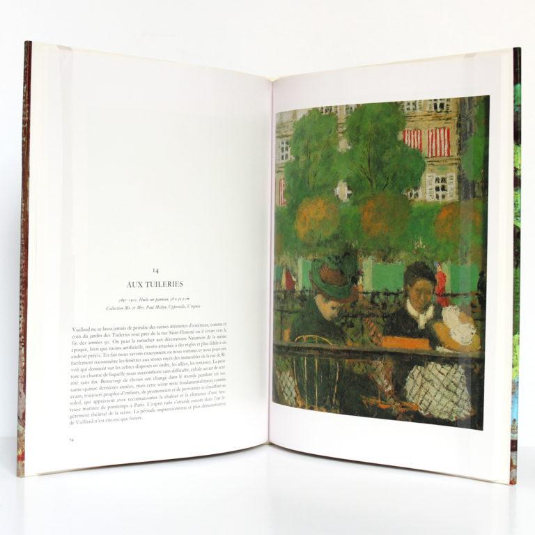 Edouard Vuillard, Stuart Preston. Ars Mundi, 1992. Pages intérieures.