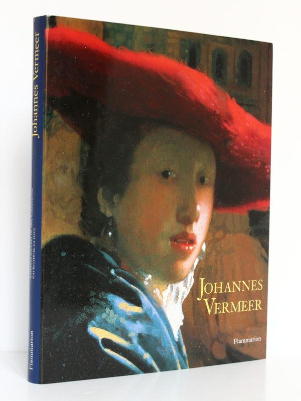 Johannes Vermeer, sous la direction de Arthur K. WHEELOCK Jr. Expositions La Haye et Washington 1995 et 1996. Couverture.