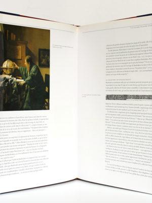 Johannes Vermeer, sous la direction de Arthur K. WHEELOCK Jr. Expositions La Haye et Washington 1995 et 1996. Pages intérieures 1.