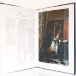 Johannes Vermeer, sous la direction de Arthur K. WHEELOCK Jr. Expositions La Haye et Washington 1995 et 1996. Pages intérieures 2.