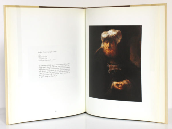 Rembrandt et l'Orient, Marc Le Bot. Arthaud/Flammarion, 1990. Pages intérieures.