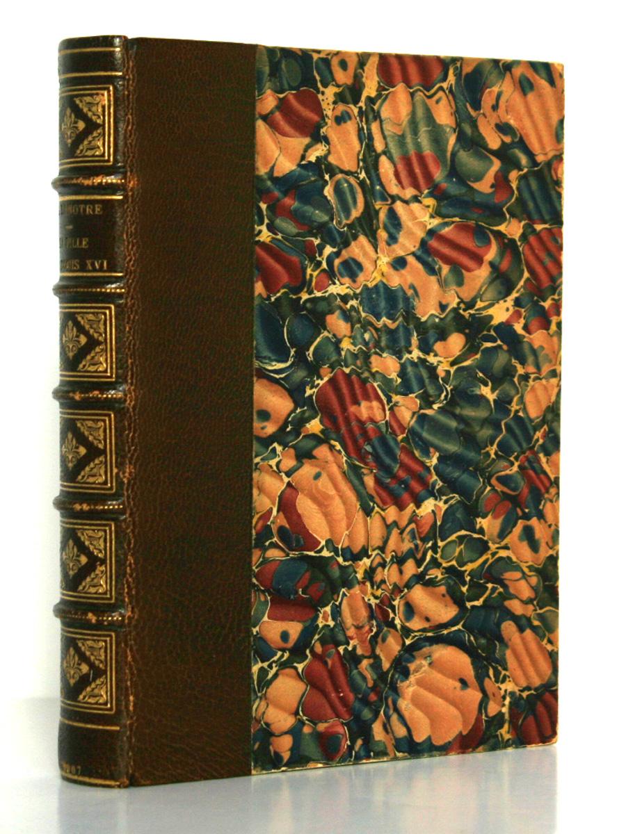 La Fille de Louis XVI, par G. LENOTRE. Perrin & Cie, 1907. Reliure.