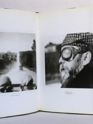Le Choix du bonheur, Jacques-Henri LARTIGUE. La Manufacture, 1992. Pages intérieures.