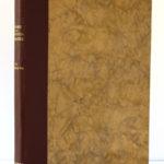 Histoire de la locomotion terrestre, Charles DOLFUS, Edgard de GEOFFROY. L'Illustration 1938. Reliure.