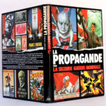 La propagande dans la Seconde guerre mondiale, Anthony RHODES. Presses de la Cité, 1989. Couverture : dos et plats.