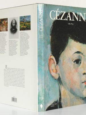 Cézanne, Gilles Plazy. Éditions du Chêne, 1991. Jaquette : plats et dos.