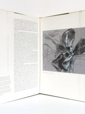 Degas, Robert GORDON et Andrew FORGE. Flammarion, 1988. Pages intérieures.