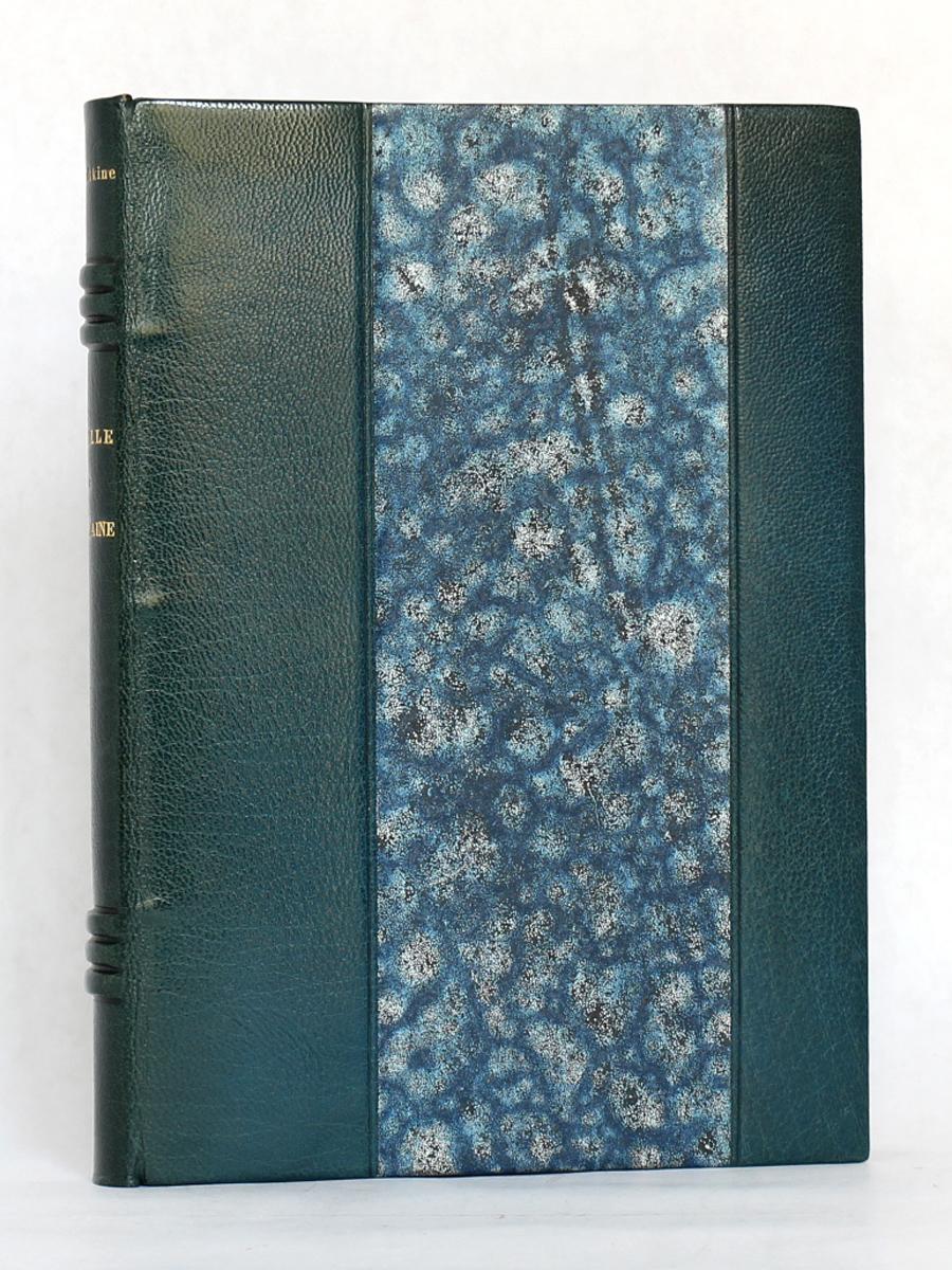 La Fille du Capitaine, Pouchkine. Éditions de la Pléiade / J. Schiffrin & Cie, 1925. Reliure.