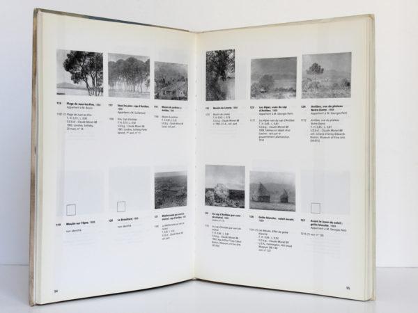 Monet - Rodin Centenaire de l'exposition de 1889. Pages intérieures 1.