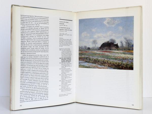 Monet - Rodin Centenaire de l'exposition de 1889. Pages intérieures 2.