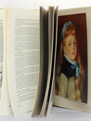 Renoir, Michel Drucker. Éditions Pierre Tisné, 1955. Pages intérieures.