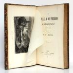 Le Tailleur de pierres de Saint-Point, Lamartine. Lecou-Furne_Pagnerre, 1851. Frontispice et page titre.