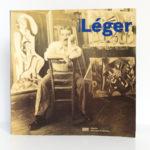 Fernand Léger. Catalogue Centre Pompidou 1997. Couverture.
