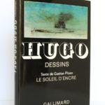 Victor Hugo Dessins, textes de Gaétan PICON et Henri FOCILLON. nrf-Gallimard, 1985. Couverture.