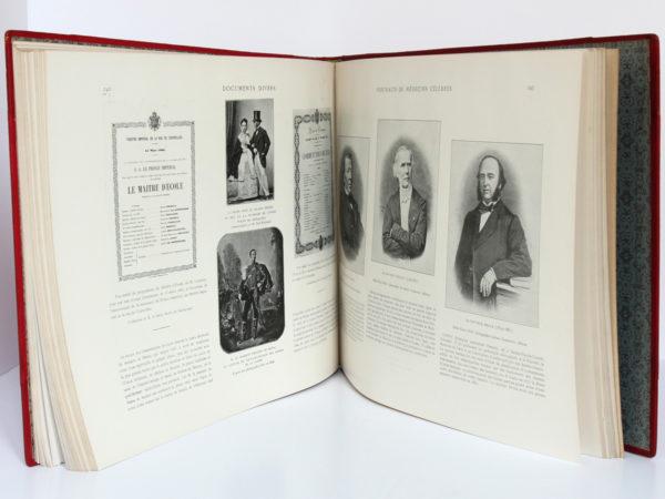 Le Second Empire (1851-1870), Armand Dayot. Flammarion, sans date. Pages intérieures 2.